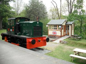 Erwood Station and Craft Centre