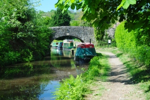 Brecon and Monmouthshire Canal is celebrating it's 200th anniversary this year