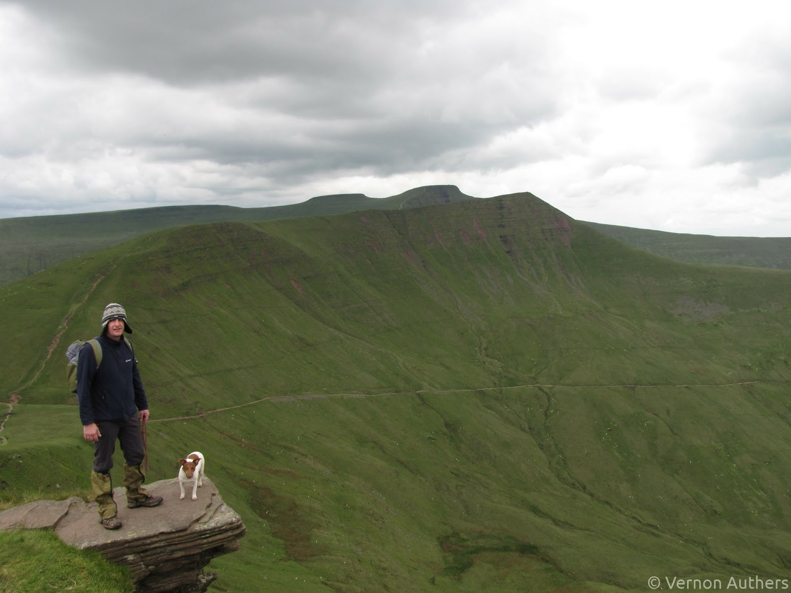 Walk Wednesday The Brecon Beacons Three Main Peaks on Sight Word Am
