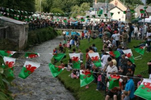 The vibrant Talgarth Festival takes place this weekend