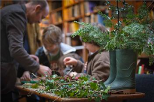 Craft courses at Hay Winter Festival