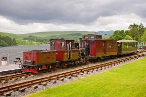 Brecon Mountain Railway Brecon Beacons South Narrow gauge Rail Transport