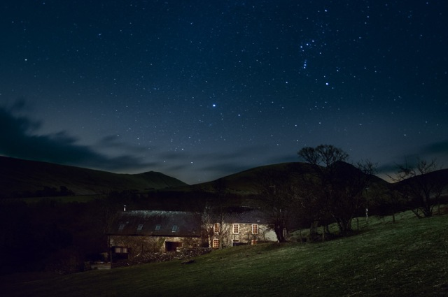 ©Michael Sinclair - Brecon Beacons Holiday Cottage Crofftau