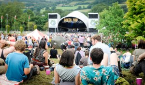 Green Man Mountain Stage ©