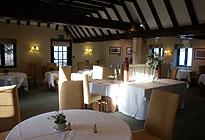 Llansantffraed Court Restaurant