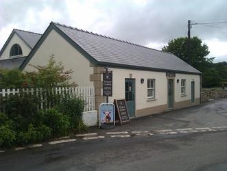 The comunity hall