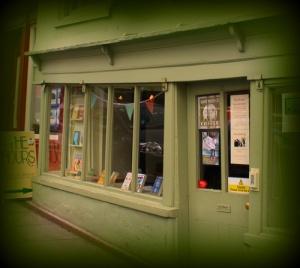 The Hours Cafe & Bookshop