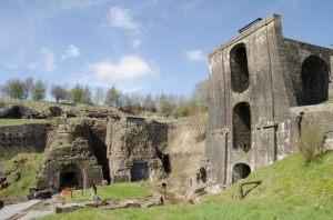 Blaenavon World Heritage Site - the Iron Works
