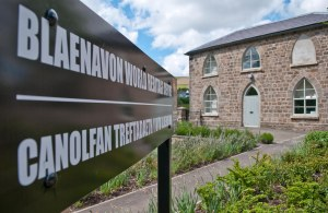 An interesting starting point: Blaenavon World Heritage Centre