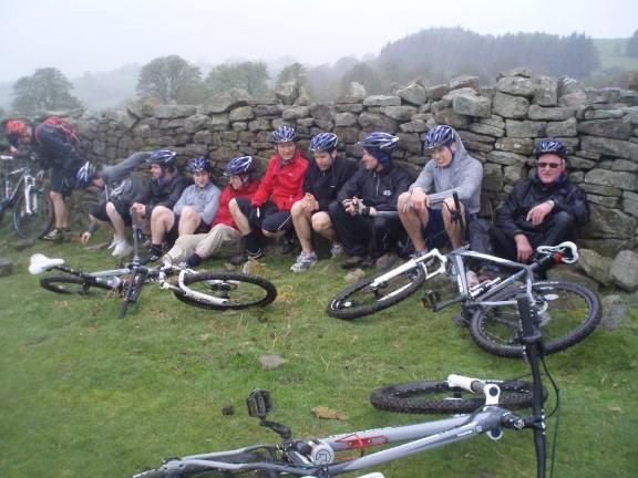 Group bike rides in the Brecon Beacons, by Treads &n Trails ©