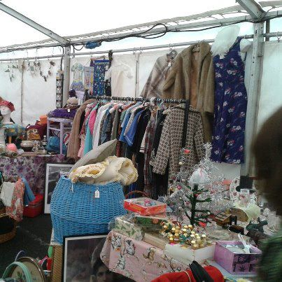 Vintage at the Georgian By: Hay Does Vintage Festival Facebook