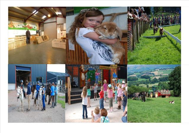 Lots going on at Cantref for children