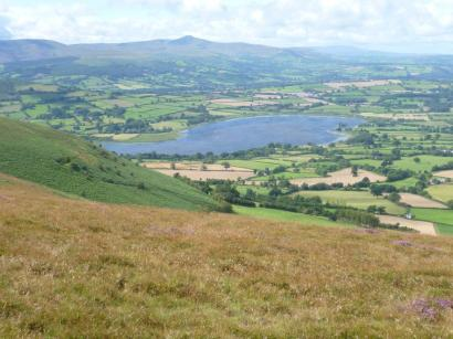 Participants can expect stunning views from the Bwlch altitude walk