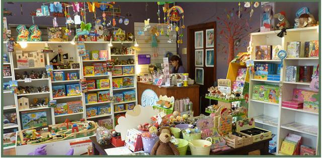 Eve's Toyshop ©