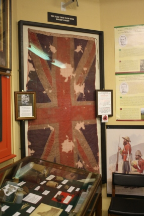Zulu Room © The Regimental Museum of The Royal Welsh
