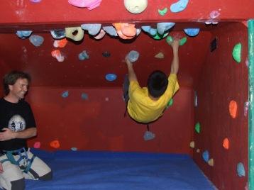 Llangorse Climbing Centre ©