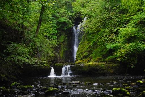Waterfalls © Mountain Activities