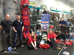 Western Beacons Mountain Search & Rescue Team