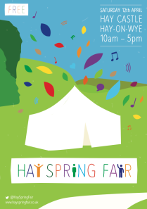 Hay Spring Fair Flyer