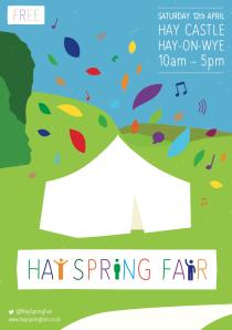 Hay Spring Fair Flyer