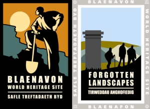 Forgotten Landscapes Logos