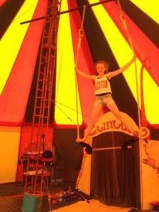 Panic Circus at Cantref ©