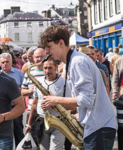 Brecon Jazz 2013